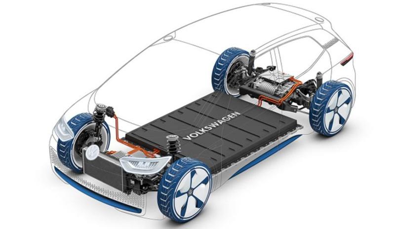 特斯拉,电池,大众,特斯拉,电动车生产