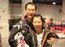 美乒球赛中国小将夺冠求婚