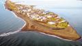 受全球气候变暖影响 美国一村庄将沉入海底