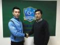 大连超越内援第二笔签约 签下后卫刘玉圣 合同为期三年