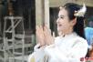 郑合惠子《奇星记》演技精湛 低温拍戏不惧严寒
