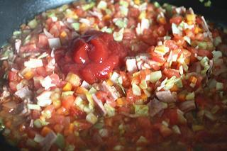 意大利蔬菜汤的做法步骤:6
