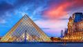 世界著名艺术殿堂-卢浮宫内的镇馆之宝