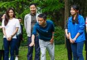 """马云在杭州设""""自然学校"""":呼吁城里人放下手机,贴近自然"""