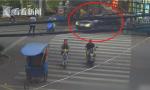 男子吸毒致幻驾车横冲直撞 数十名警察驱车围堵