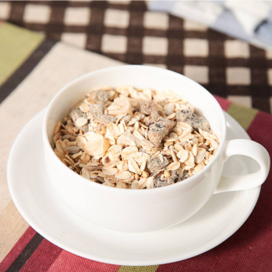 营养麦片香甜可口不营养 钠糖含量高提高疾病风险