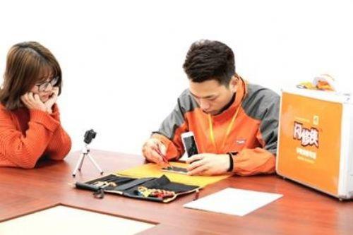 完美服务于用户,闪修侠树立起手机维修行业的