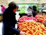 春节前河南生活必需品价格稳中有涨 瓜果类蔬菜涨幅较大