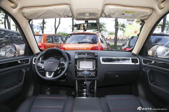 新增1.5T车型 野马T70升级版今日上市高清图片