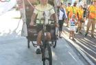中国农民骑行到巴西追逐奥运
