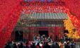 北京香山又红了,你还在等什么一起出发吧