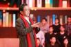 陈振濂央视开讲:书法不只是写毛笔字,更是承传艺术与文化