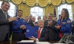 特朗普为NASA拨巨款助宇航员登陆火星