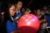 天涯区2000余人中秋夜值守三亚湾 倡导文明过节