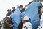 雪崩8名高中生死亡