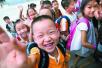 小学入学通知书个性十足:童谣卡片或京剧脸谱