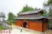洛阳新建景观公厕 体现了古城历史文化风貌