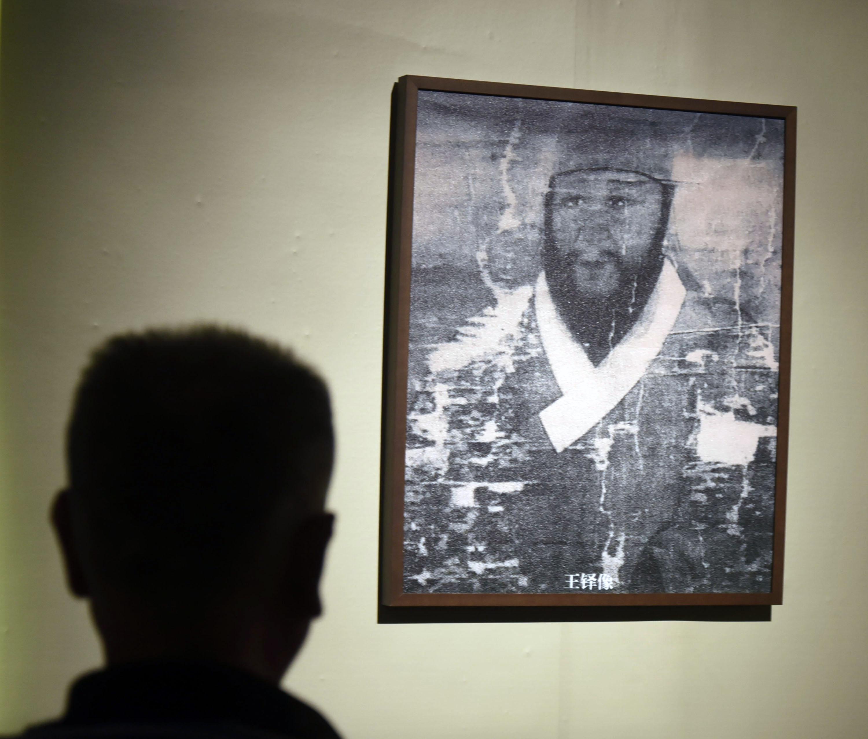 健笔蟠龙——王铎作品展在杭州开幕