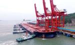 孤岛渔村逆袭世界级码头 宁波舟山港连续八年雄踞世界第一