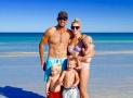 夫妻带三娃环澳旅行