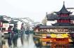 """""""黄金周""""最受欢迎的十个古镇 三个在江苏"""