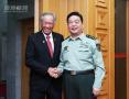 李显龙刚结束访华 中新陆海军演习就将登场