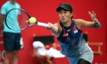 香港网球公开赛:王蔷顺利晋级 张帅黯然出局
