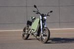 德国厂商推最速纯电动摩托车 极速达115公里/时
