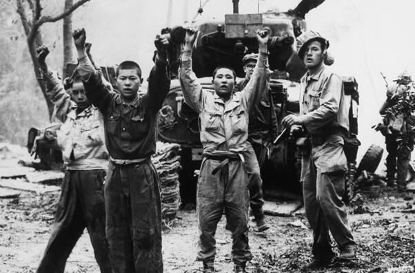 67年前的今天中国志愿军奔赴朝鲜 这些珍贵的照片你不一定见过!
