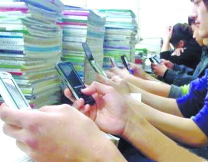 老师该会考带初中不该生物建议疏堵上学勿一刀切手机学生结合图片