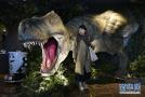 宾馆服务员竟是恐龙