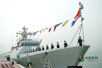 """外媒:中国海军列装新舰 """"潜艇杀手""""将巡航南海"""