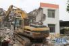 济南南部山区再掀拆违热潮 一天拆除面积超4万平方米