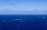 """朝鲜慎重回应""""海上封锁"""" 警告美国并亮明宣战底线"""