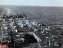 惨不忍睹!二战美海军遭袭