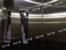 业主嫌电梯广告画面太裸露将其撕烂:影响小孩子