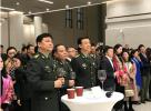 """国防部新春媒体招待会不仅有""""美魔女""""还有轰炸机 战味儿十足!"""