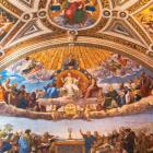 拉斐尔·桑西油画作品欣赏