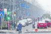山东半岛遭强降雪百余收费站关闭 雪后气温略回升
