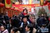 """信阳淮滨:切入""""春节模式"""" 做好城市管理"""