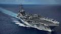外媒称美航母卡尔·文森号重返南海 3月将出访越南