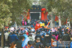 《中国人新年俗报告》首发布 郑州少林寺祈福游大热