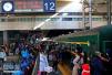 铁路春运累计发送旅客突破2亿人次 同比增长5%