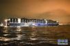 """""""中远海运金牛座""""2万标准箱级集装箱船首次到访希腊最大港口"""