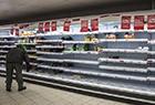英国超市被民众抢空
