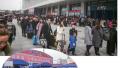 多重出行流叠加 信阳火车站迎来第二个返程高峰