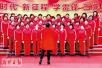 """洛阳市老城区500居民同唱""""学雷锋"""""""