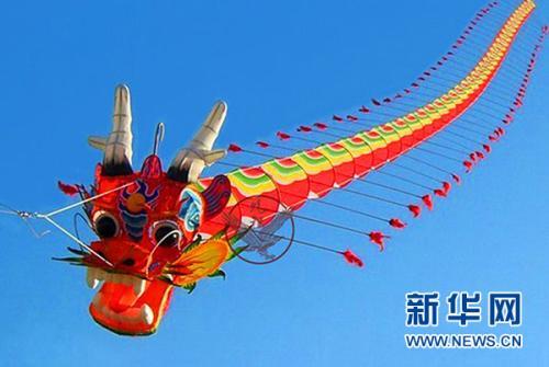 潍坊国际风筝会4月21日开幕