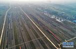 青连铁路施工冲刺 年底将与济青高铁同步通车