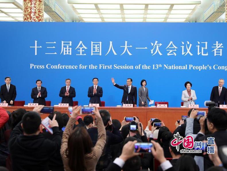 总理介绍4位副总理